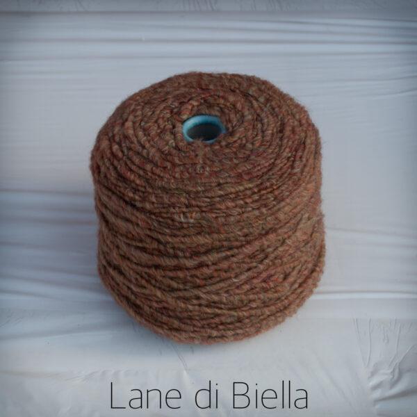 Rocca Misto Lana Multicolore Marrone