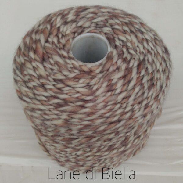 Rocca Lane di Biella Multicolore Bianco Marrone