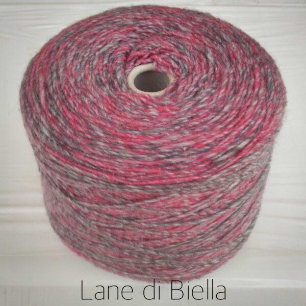 Rocca Lane di Biella Multicolore Rosa Grigio