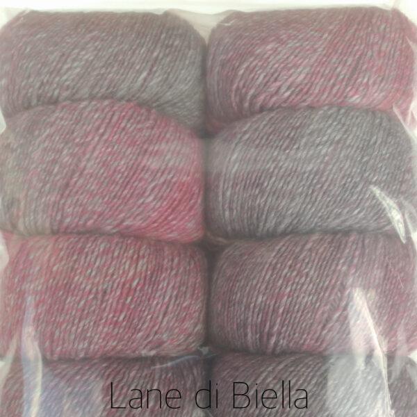Gomitoli Lane di Biella Multicolore