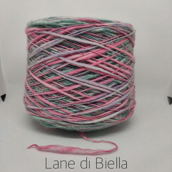 Rocca Lane di Biella Bianca Multicolore