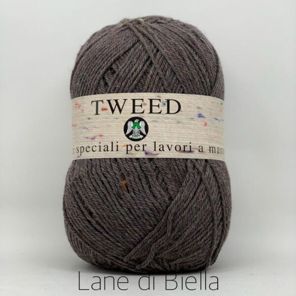 Misto Lana Tweed Tortora