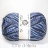 1004 Stampato Blu