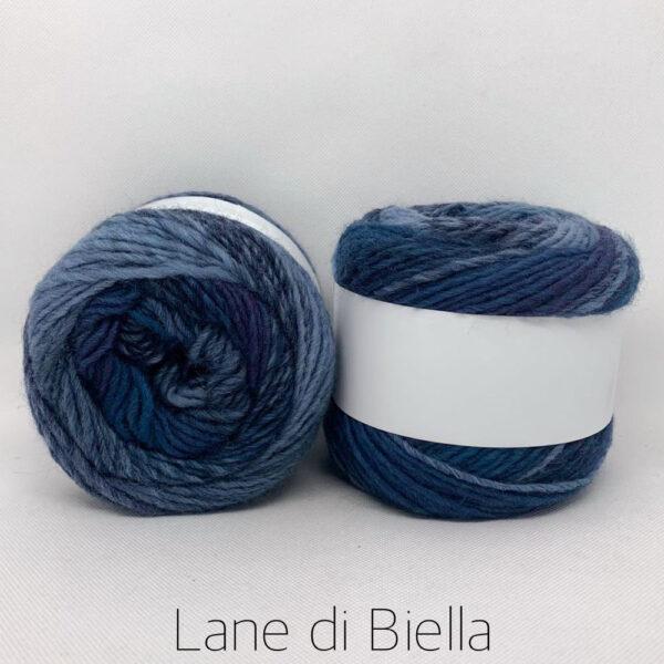 Lane di Biella Sfumature Blu