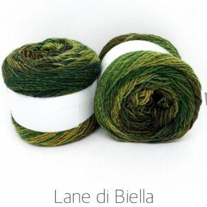 Misto Lana Giallo Verde