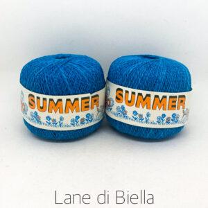 Gomitoli Lane di Biella Colore Blu