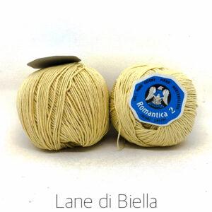 Gomitolo Lane di Biella Giallo
