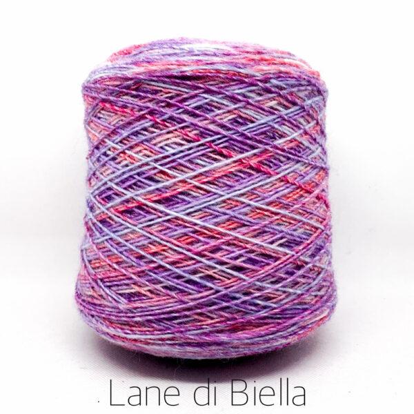 Rocca Lane di Biella tonalità Rosa Viola