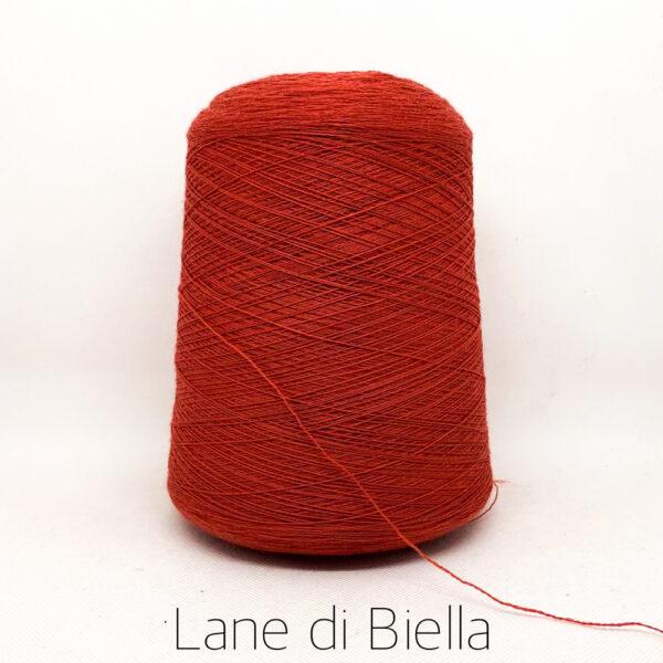 Rocca Pura Lana Merino Colore Rosso