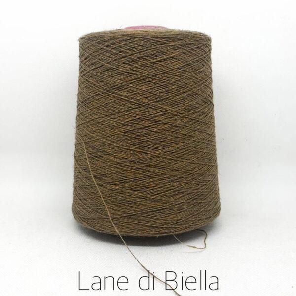 rocca lino bamboo moulinet maglieria 7 verde senape