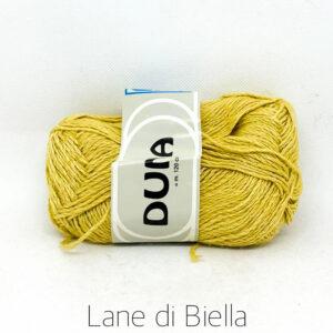 gomitolo viscosa lino duna giallino