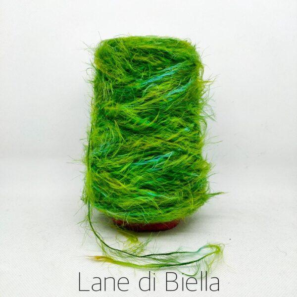 rocca polyestere pelo verde