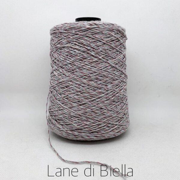 rocca cotone polyamide rosa grigio