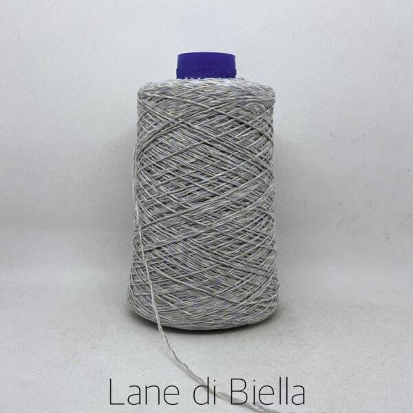 rocca misto cotone lino polyamide grigio