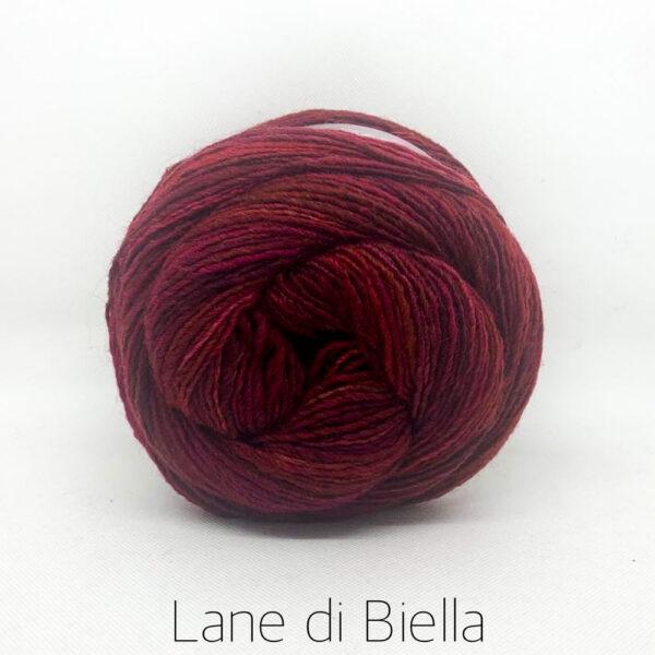 gomitolo lana acrilico bordeaux