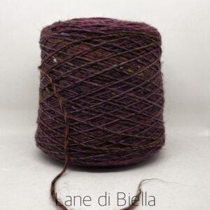 rocca misto lana acrilico viscosa viola arancio giallo