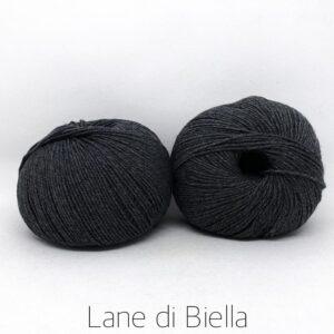 gomitolo pura lana merino grigio melange irrestringibile