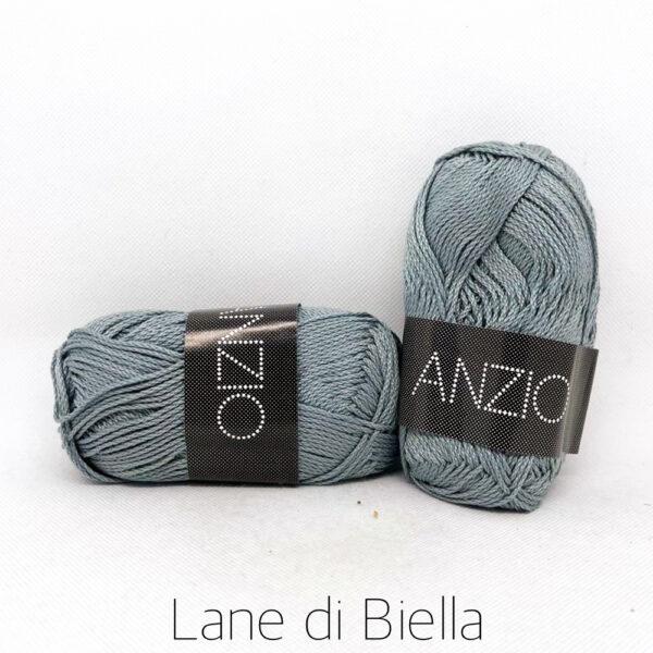 gomitolo cotone filatura di crosa anzio grigio azzurro