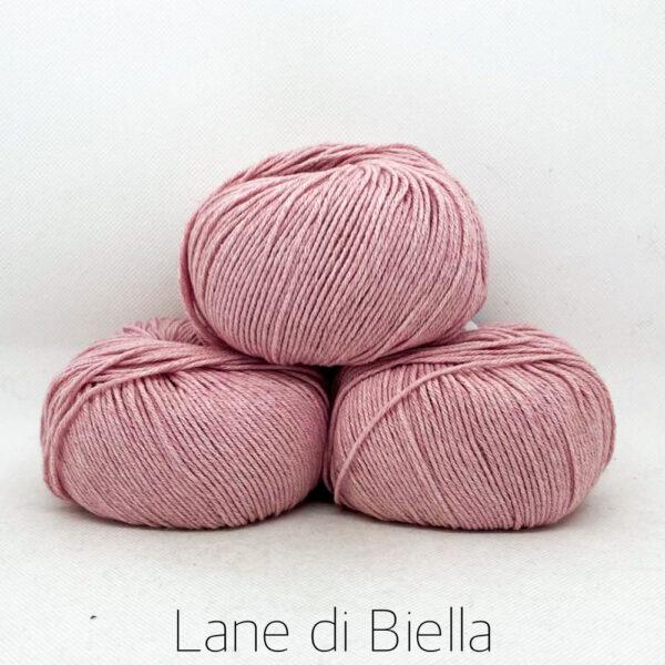 gomitolo misto cotone cachemire 3 pezzi rosa