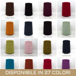 rocca misto lana acrilico colori vari