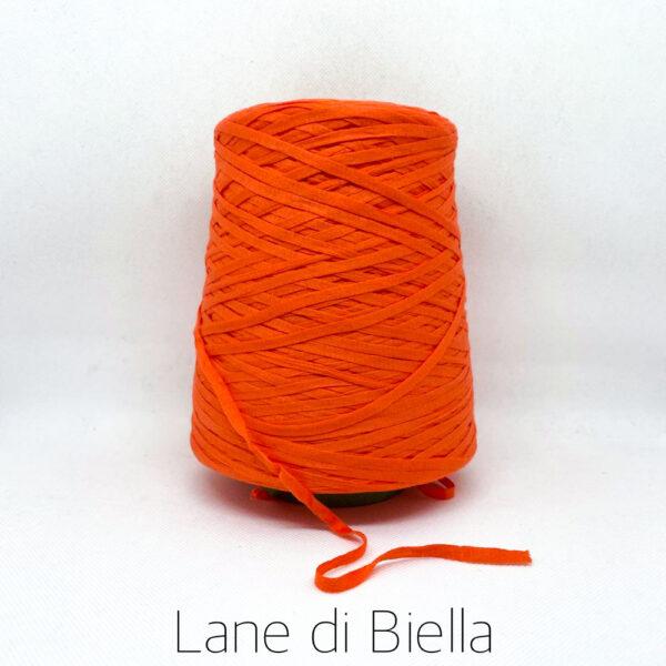 rocca puro cotone fetticcina arancio
